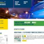 Image site internet Syndicat de l'éclairage