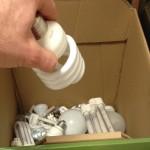 Le bon geste : triez vos lampes usagées !