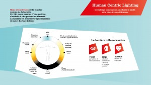 SyndEclairage - LightingEurope - Human Centric Lighting - Infographie 2
