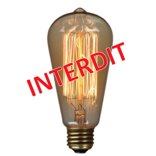 » Des Décoratives De L'éclairage Interdiction Lampes « ⋆ Syndicat wOn8Pk0X