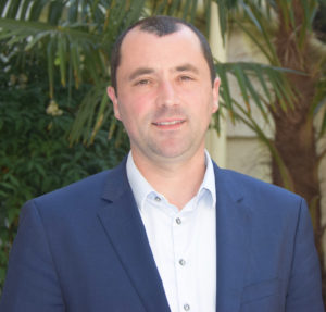 Julien Arnal Président SyndEclairage